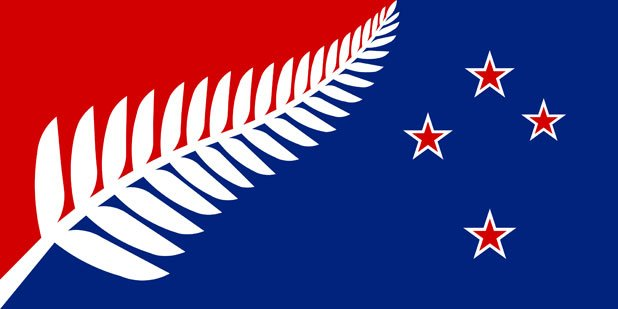 New Zealand's new flag