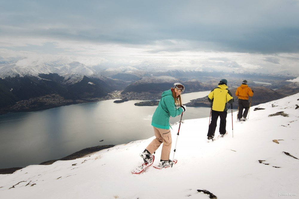 Right here, right now: Luxury Ski Vacation Packages – New Zealand