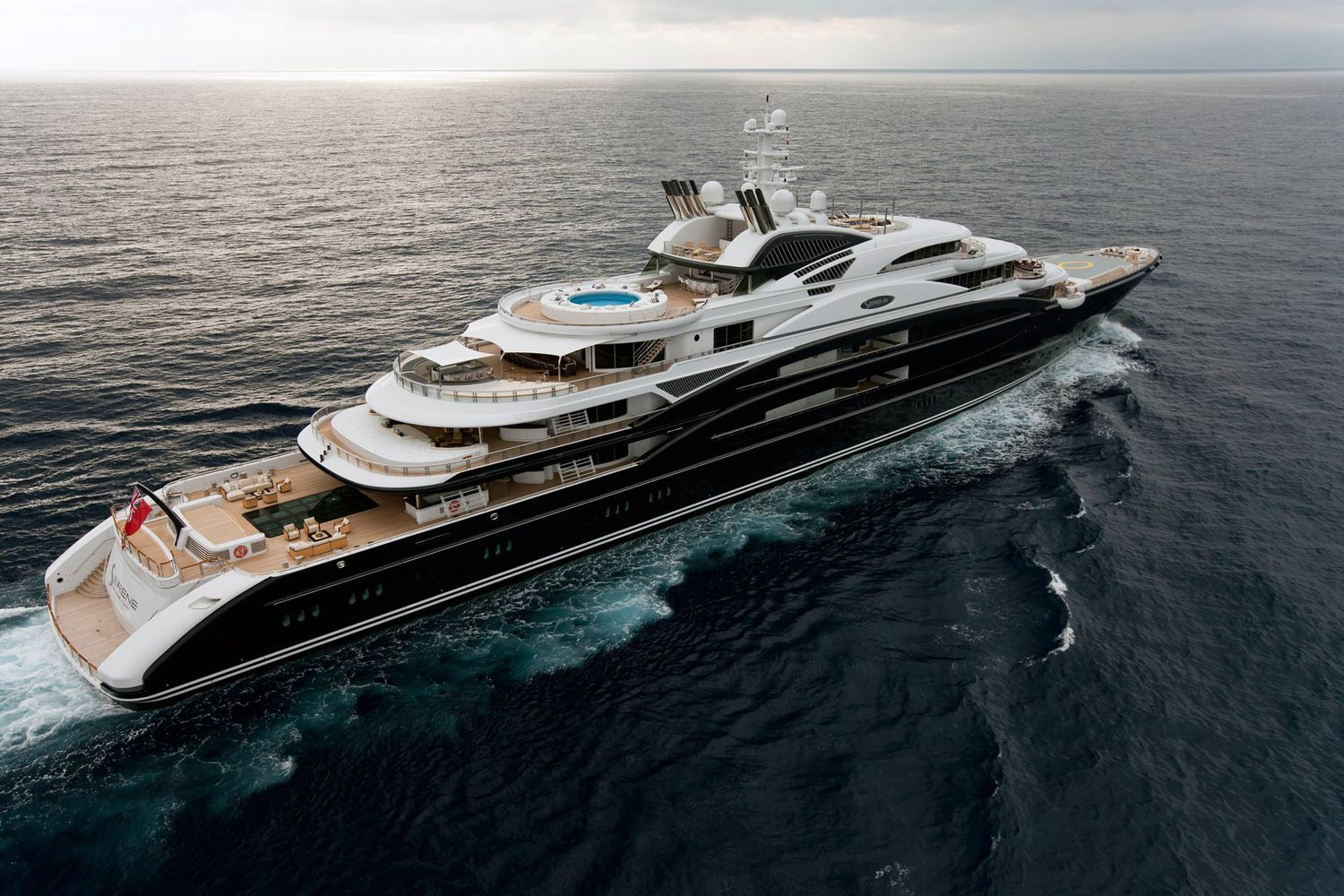 Superyachts Down Under NZ As A Charter Destination