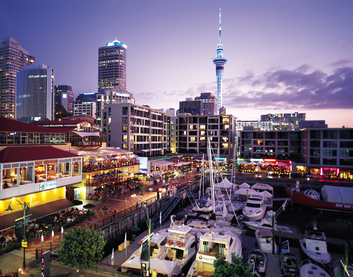24 Hours in Auckland City