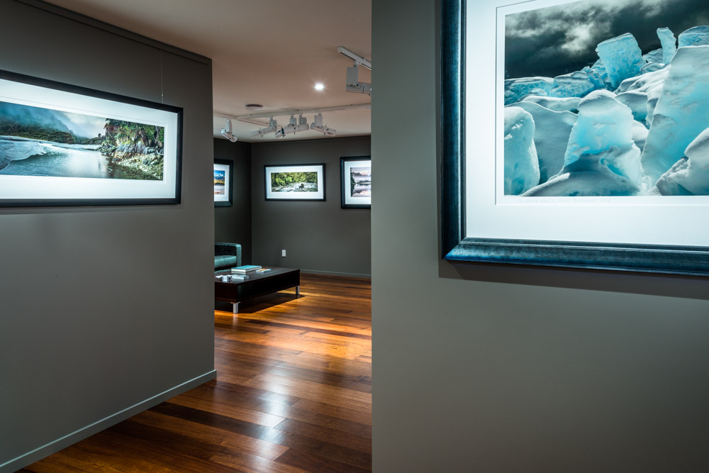 Petr Hlavacek Gallery in Whataroa, West Coast, NZ