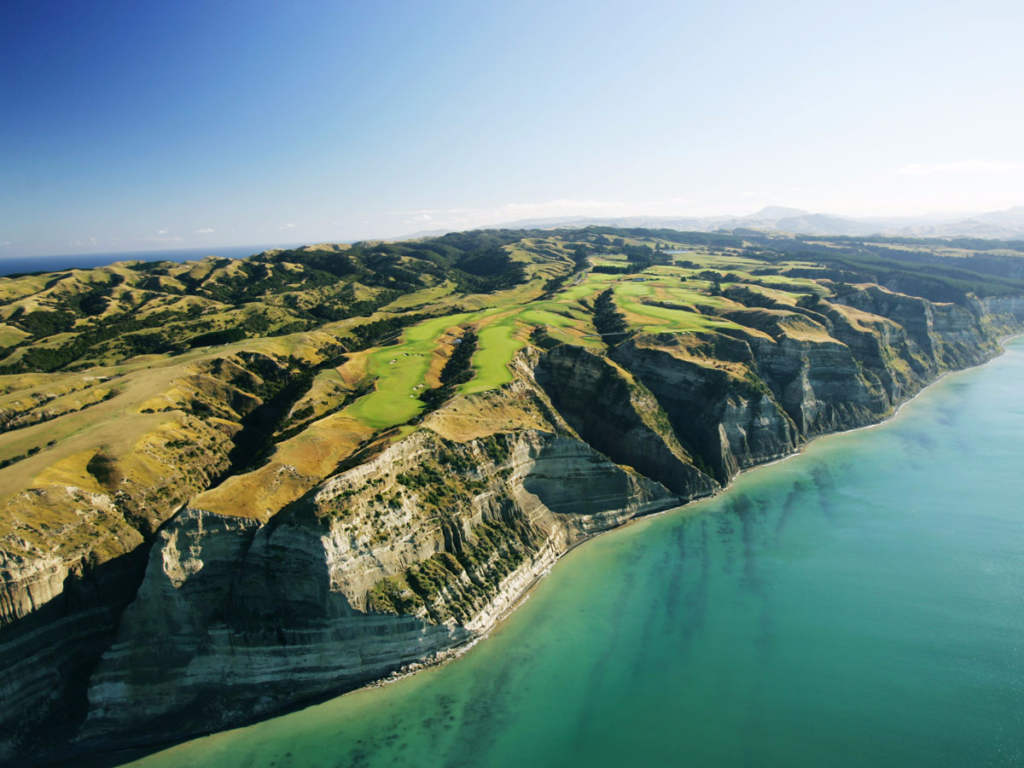 cape kidnappers golf course