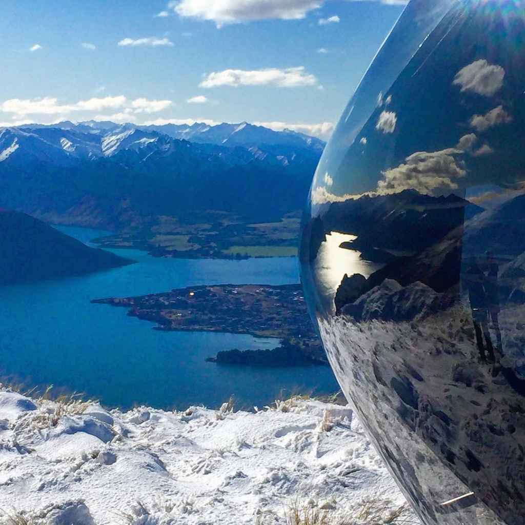 helicopter tour new zealand