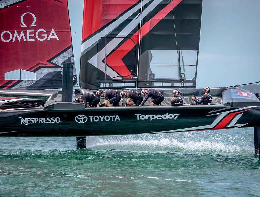 america's cup 2021 tour new zealand