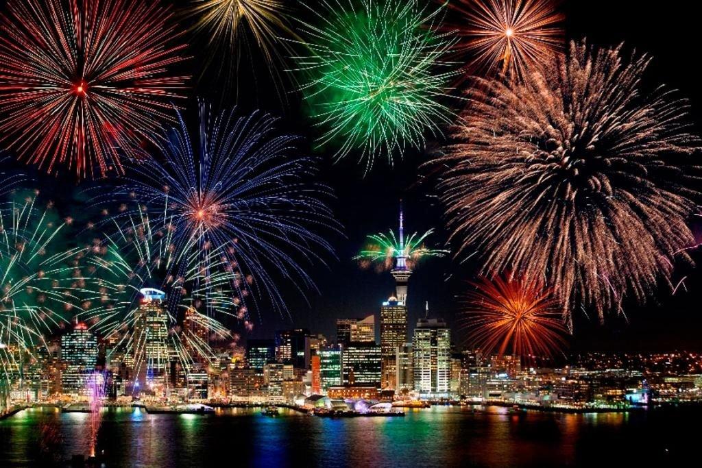 Fireworks Auckland NY Black Label