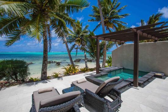 Te Manava Luxury Spa Cook Islands