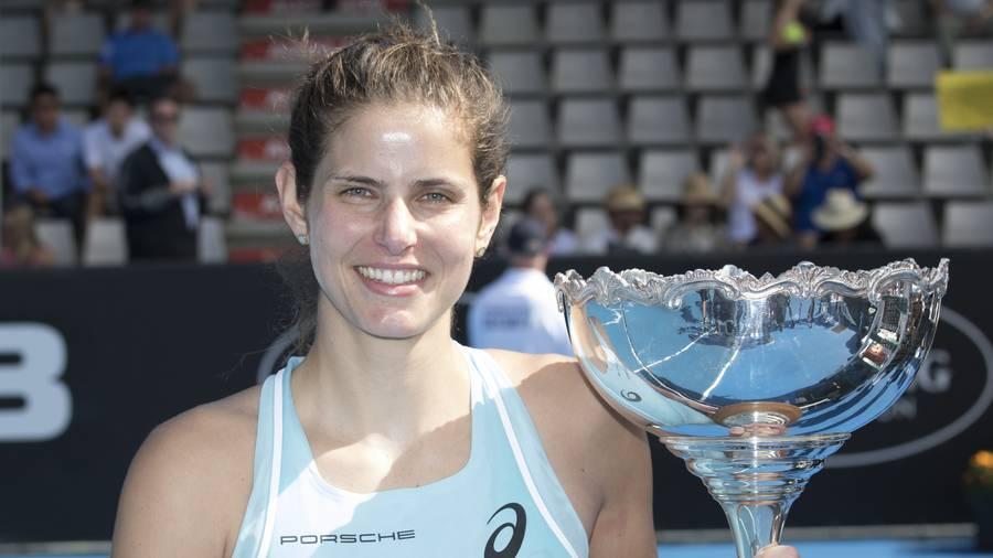 ulia, the 2018 ASB Classic champion