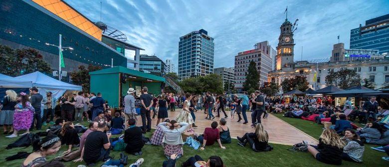 Auckland summer city