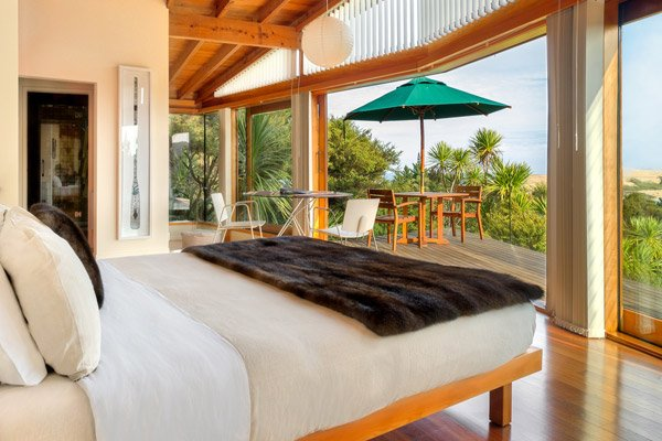 kokohuia lodge bed
