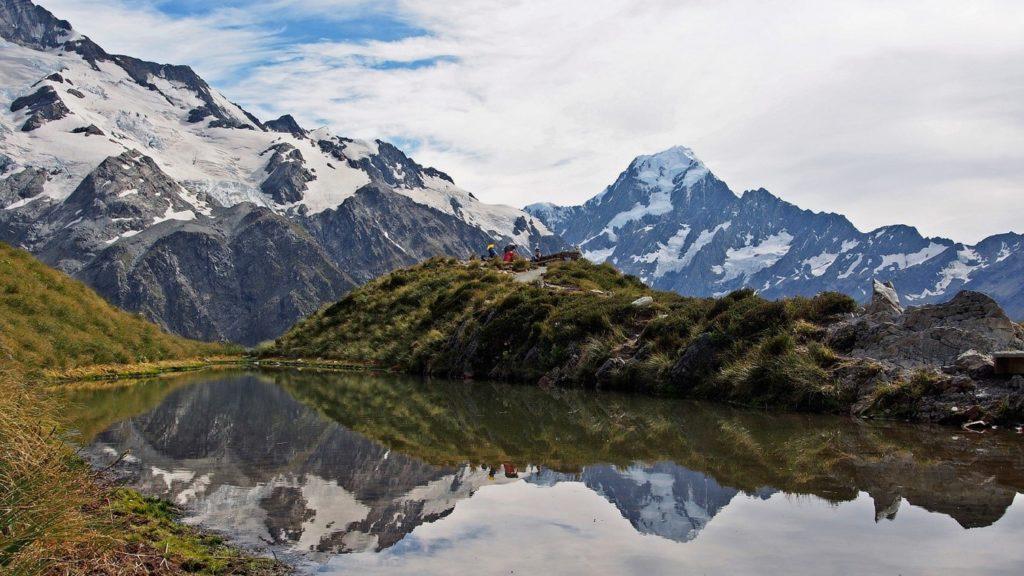 Aoraki/Mt Cook New Zealand
