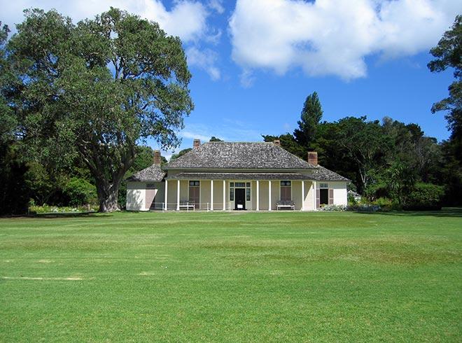Treaty House Te Ara
