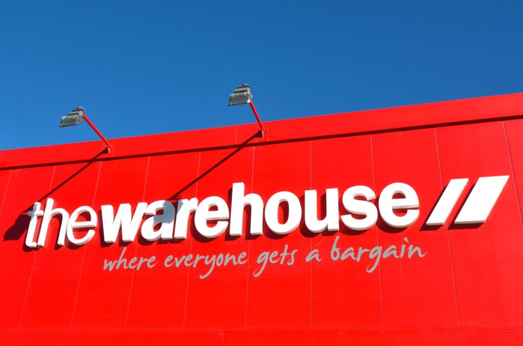 The Warehouse Group New Zealand brand